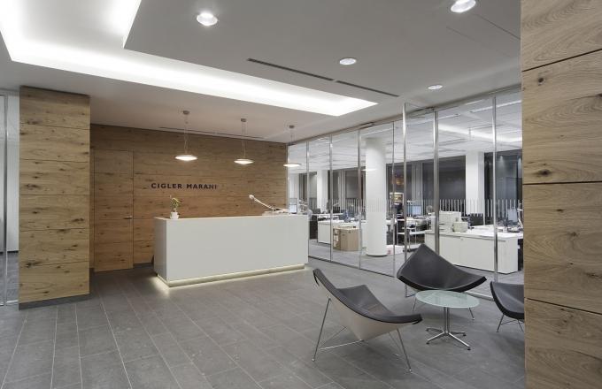 Офис Cigler Marani Architects | Прага | Чешская Республика