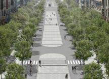 Ревитализация Вацлавской площади